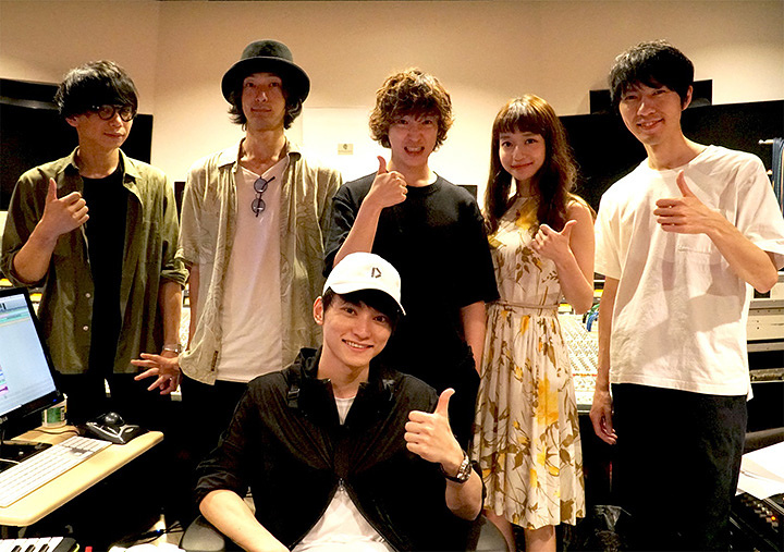 Czecho No RepublicとSKY-HI