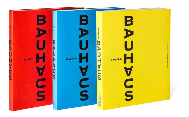 「L'esprit du Bauhaus」 2016年 Musée des Arts Décoratifs, Paris 展覧会カタログ