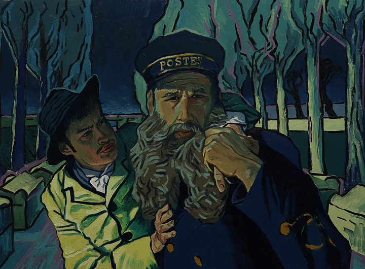 『ゴッホ~最期の手紙~』 ©Loving Vincent Sp. z o.o/ Loving Vincent ltd.