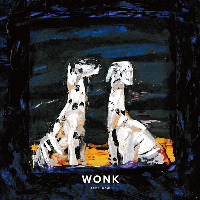 WONK『Pollux』ジャケット