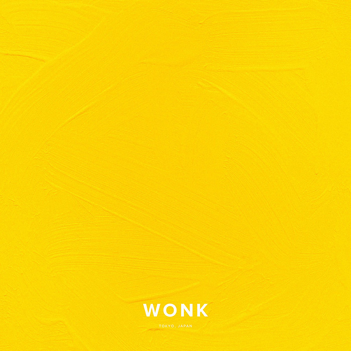WONK『Gather Round』ジャケット