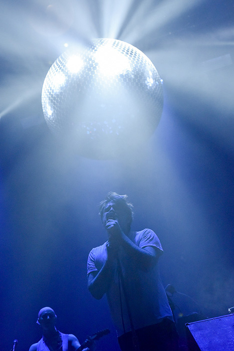 LCD Soundsystem 『FUJI ROCK FESTIVAL '17』ライブ写真 photo: Kazumichi Kokei