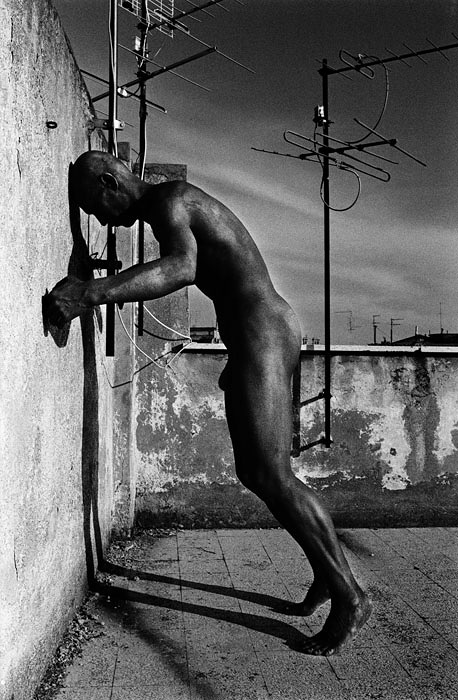 田原桂一『Rome-4』1979年 159×105cm アーカイバルピグメントプリント ©Keiichi Tahara