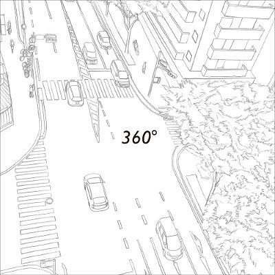 田渕ひさ子『360°』ジャケット