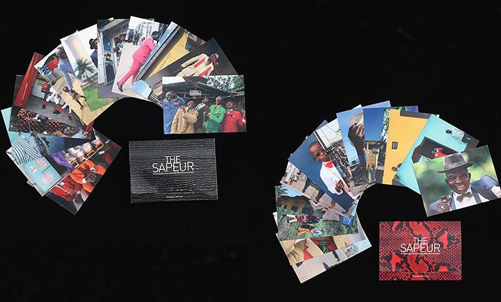 『全国4会場で開催されるサプール写真展に大サプールのセヴランさんを招待したい!』リターンイメージ