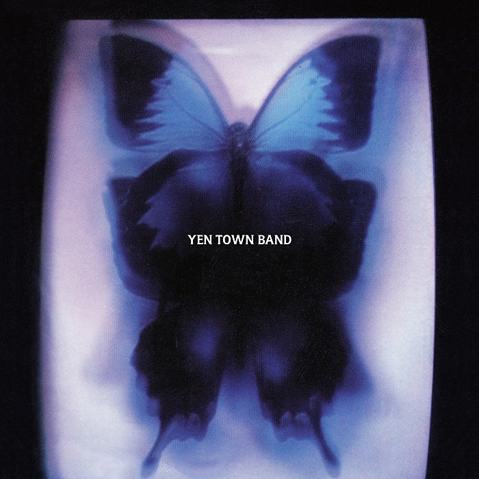 YEN TOWN BAND『Swallowtail Butterfly~あいのうた~7inch analog record single』ジャケット