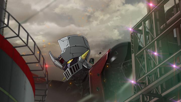 『劇場版マジンガーZ(仮)』 ©永井豪/ダイナミック企画・MZ製作委員会