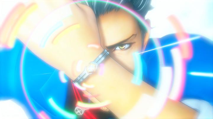 『Infini-T Force』第1話より ©タツノコプロ/Infini-T Force製作委員会