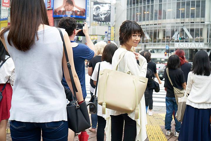 「真木よう子、フォトマガジン出版プロジェクト。」イメージビジュアル