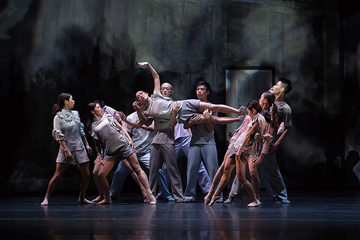 大邱市立舞踊団『Mosaic』 photo: Lee Gyeongyun