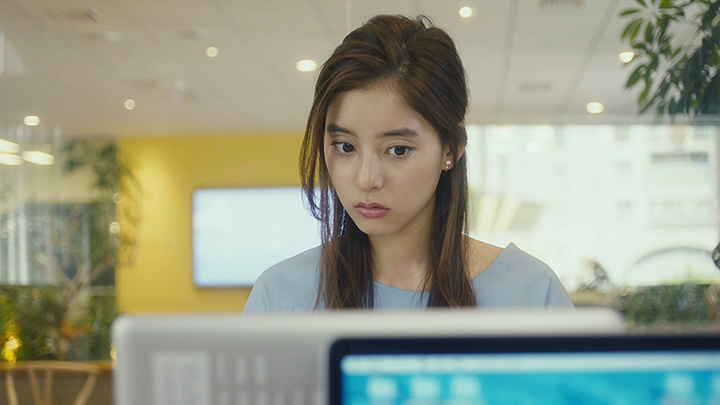 カネボウ化粧品「suisai」ウェブドラマ『わたしのままで』より