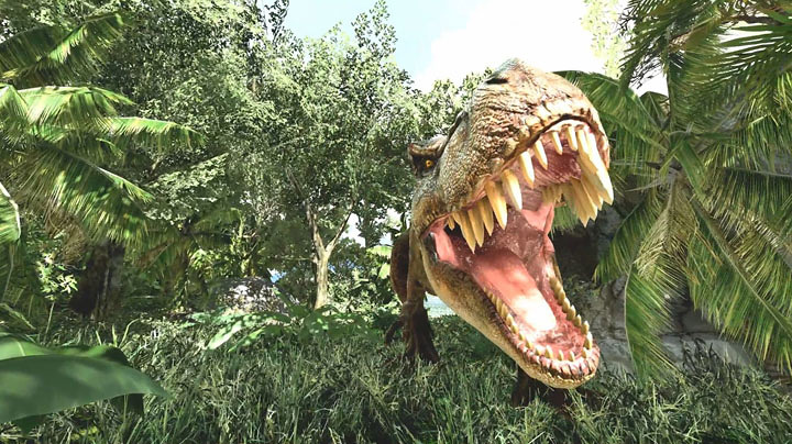 『恐竜戯画』 ©TSUMIKI SEISAKU