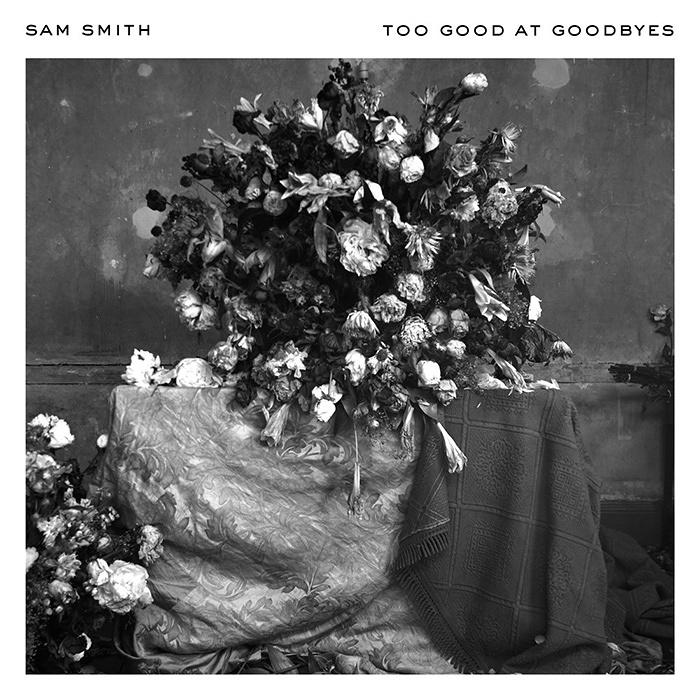 サム・スミス『Too Good at Goodbyes』ジャケット