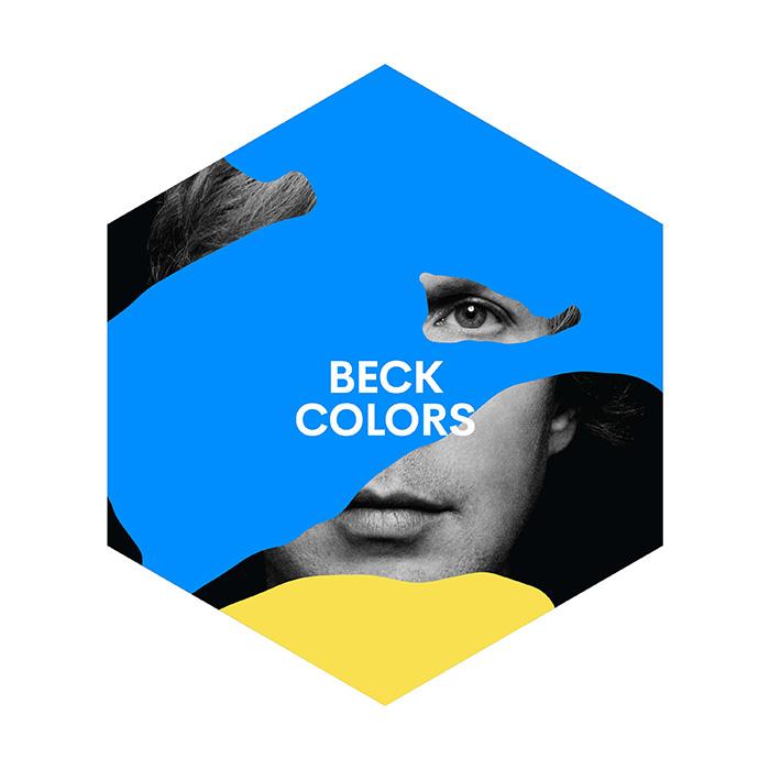 Beck『Colors』ジャケット