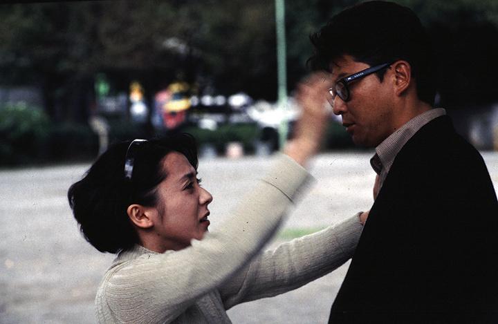 『蜘蛛の瞳』 ©KADOKAWA 1998