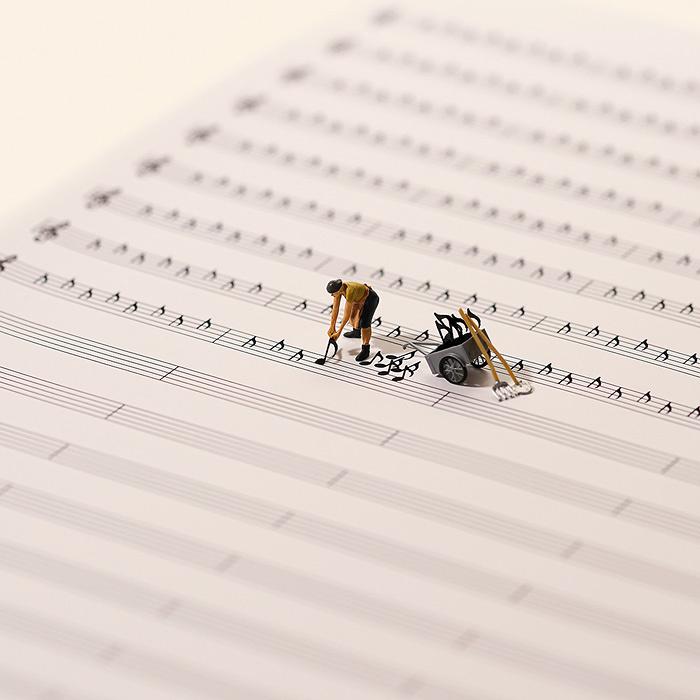 『隠れた名曲を掘り起こす』 ©Tatsuya Tanaka
