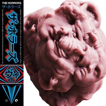 The Horrors『V』日本盤ジャケット