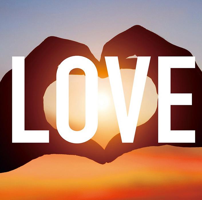 □□□『LOVE』ジャケット