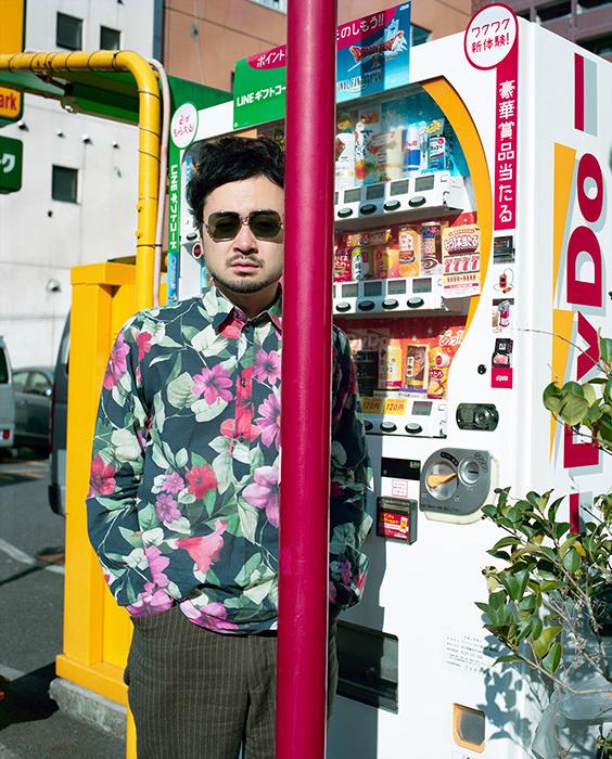 前野健太 写真:ホンマタカシ