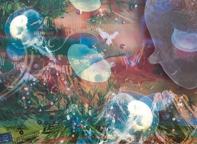 『クラゲの森』イメージビジュアル