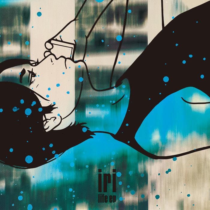 iri『life ep』ジャケット