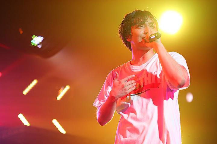 三浦大知 『DAICHI MIURA BEST HIT TOUR 2017』大宮ソニックシティ公演より
