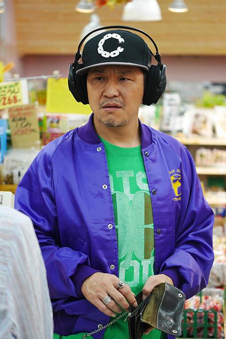 田丸役のANI 『フリースタイル母ちゃん』より ©フジテレビ