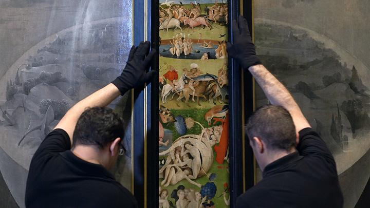 『謎の天才画家 ヒエロニムス・ボス』 ©Museo Nacional del Prado ©Lopez-Li Films