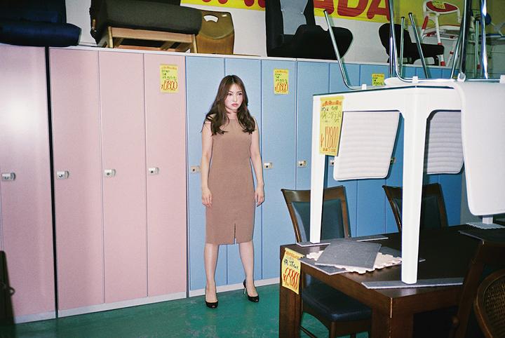 『第14回写真「1_WALL」グランプリ受賞者個展 佐藤麻優子展「ようかいよくまみれ」』展示風景