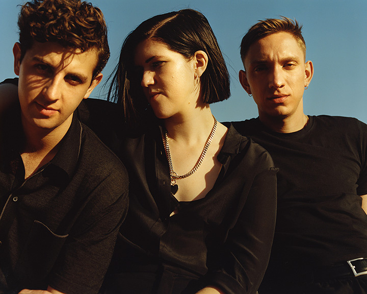 The xx photo: Laura Coulson