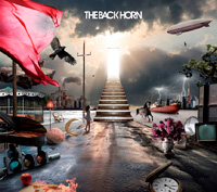 THE BACK HORN『BEST THE BACK HORN II』TYPE-A