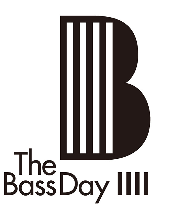 『THE BASS DAY LIVE 2017』ロゴ