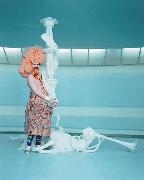 マシュー・バーニー『CREMASTER 3』2002 Photo Chris Winget ©Matthew Barney, courtesy Gladstone Gallery, New York and Brussels