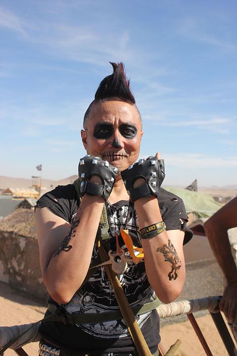『【町山智浩のcurious U.S.A】マッドでマックスな世界 潜入取材 in モハーヴェ砂漠』 ©niconico