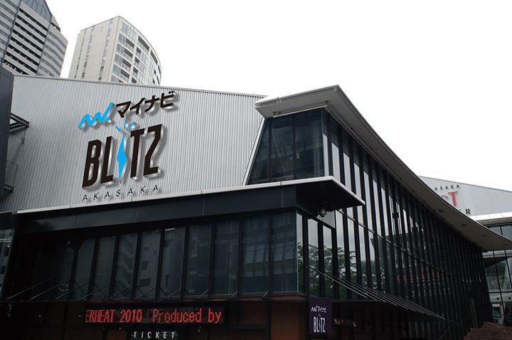 マイナビBLITZ赤坂 外観イメージビジュアル