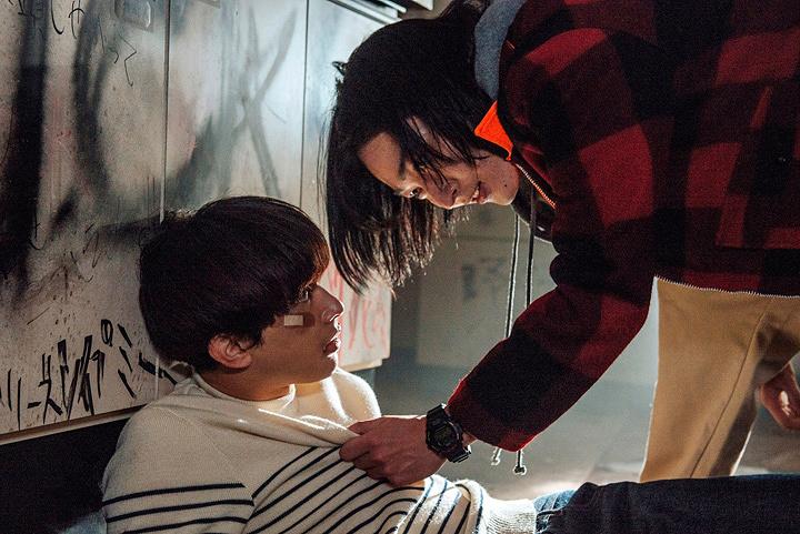 『リバーズ・エッジ』 ©2018映画「リバーズ・エッジ」製作委員会/岡崎京子・宝島社