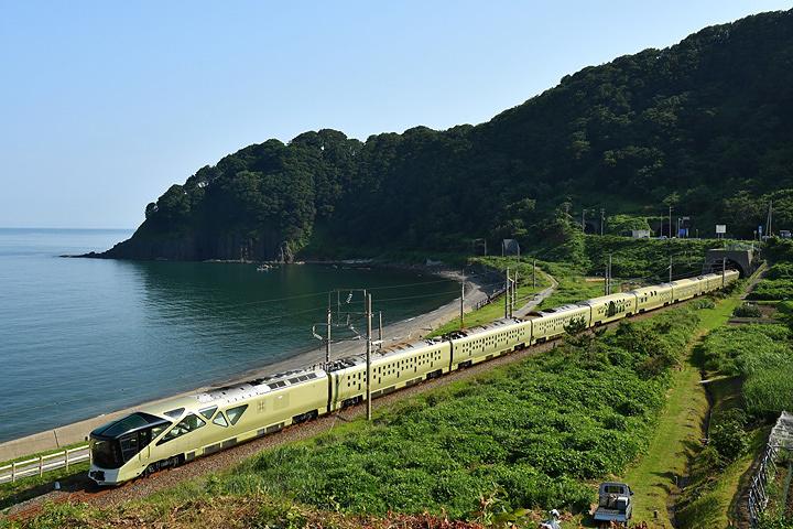 2017年度『グッドデザイン賞』金賞 東日本旅客鉄道によるクルーズトレイン「TRAIN SUITE 四季島」