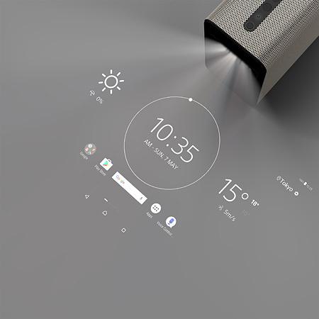 2017年度『グッドデザイン賞』金賞 ソニーとソニーモバイルコミュニケーションズによるスマートプロダクト「Xperia Touch」