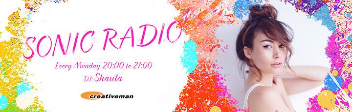 『SONIC RADIO』ビジュアル