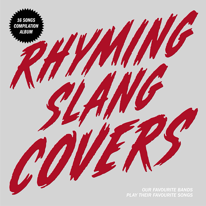 V.A.『RHYMING SLANG COVERS』ジャケット