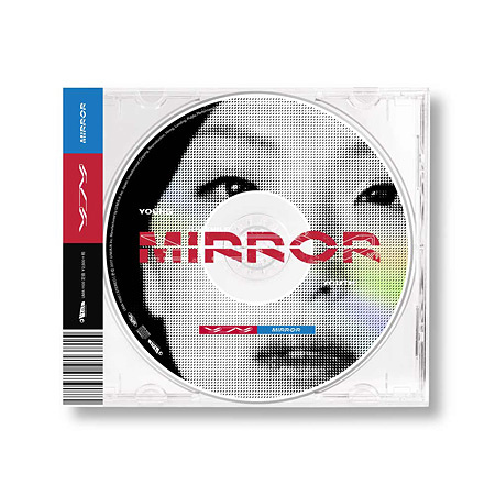 Young Juvenile Youth『mirror』通常盤ジャケット