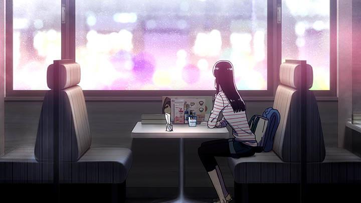 『恋は雨上がりのように』 ©眉月じゅん・小学館/アニメ「恋雨」製作委員会