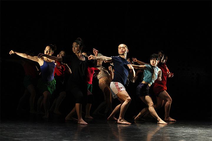 『ダンス☆ショー』2010年 写真:塚田洋一