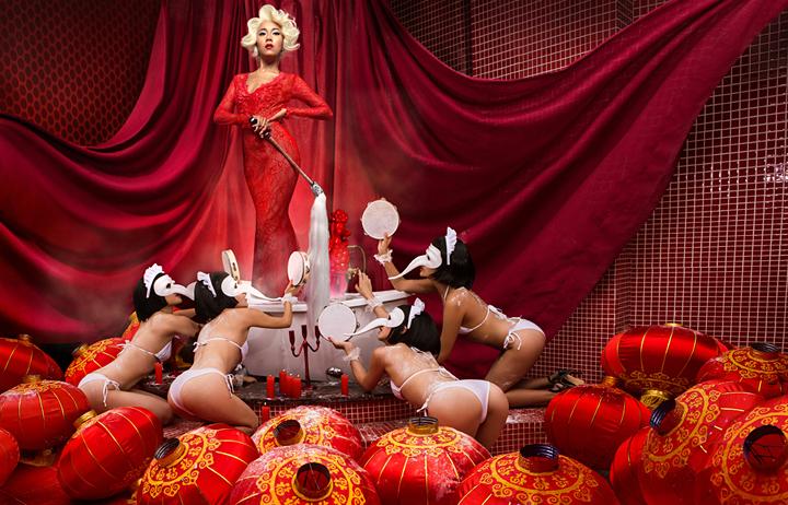 C.H.I 池磊『SOCIAL NEW RELIGION』2014 ©C.H.I