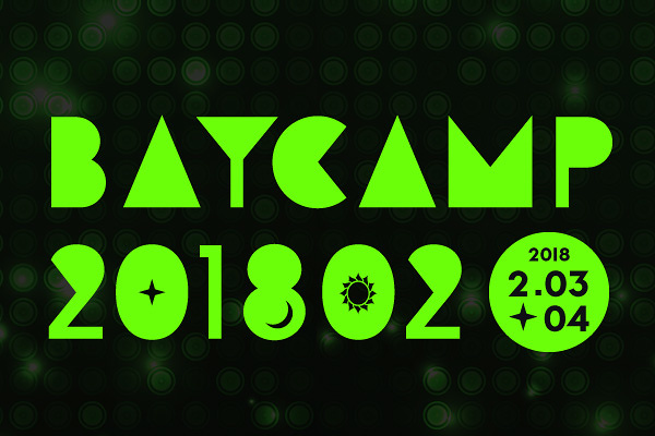 『BAYCAMP 201802』ロゴ