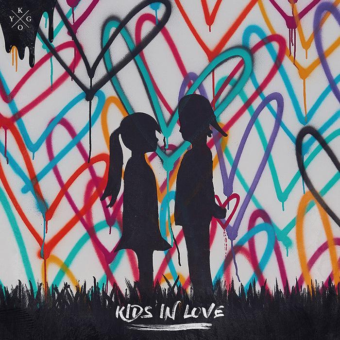 Kygo『Kids In Love』ジャケット