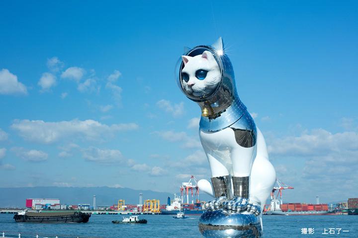 ヤノベケンジ『SHIP'S CAT』 撮影:上石了一