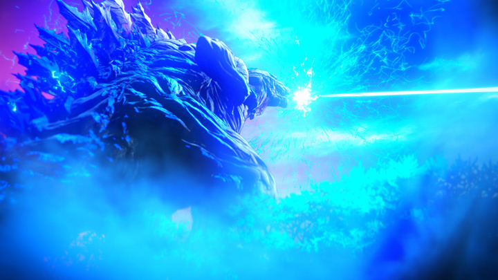 『GODZILLA 怪獣惑星』 ©2017 TOHO CO.,LTD
