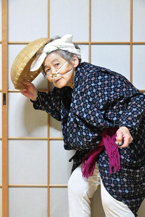 西本喜美子作品 ©KIMIKO NISHIMOTO