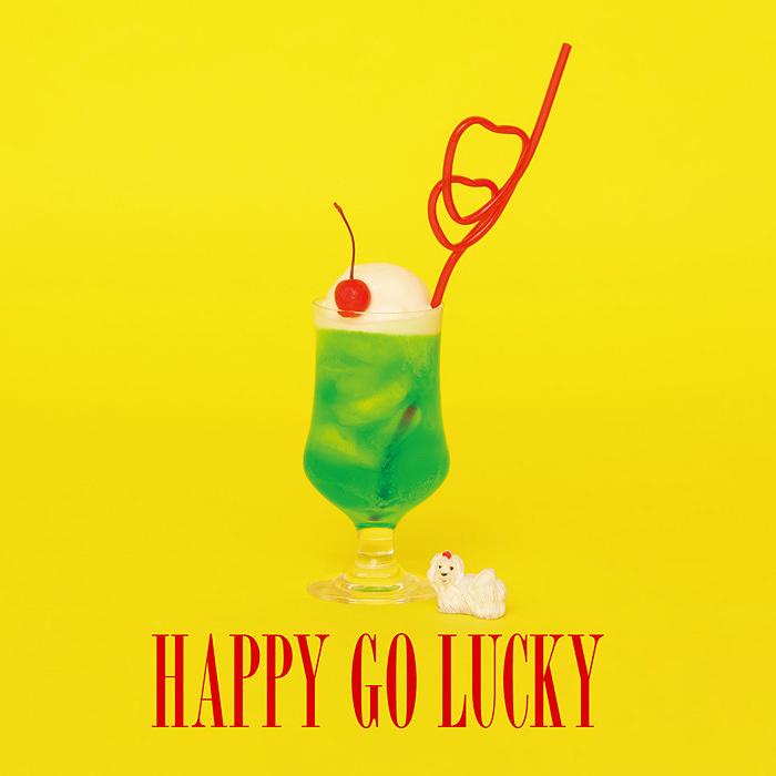 永原真夏『HAPPY GO LUCKY』ジャケット